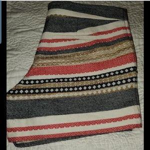 Ann taylor loft tweed shorts